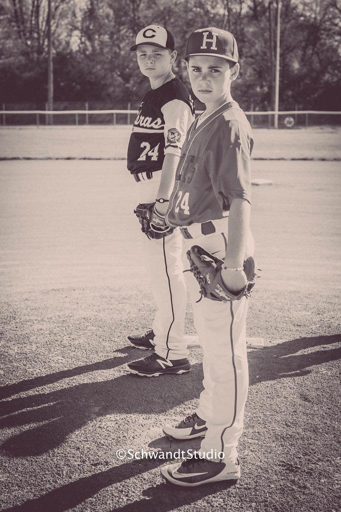 Pitching Duo